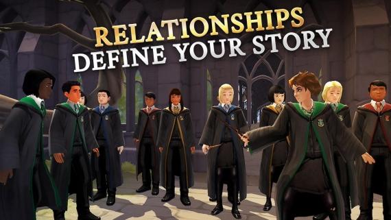 Harry Potter: Hogwarts Mystery доступна для iOS и Android1