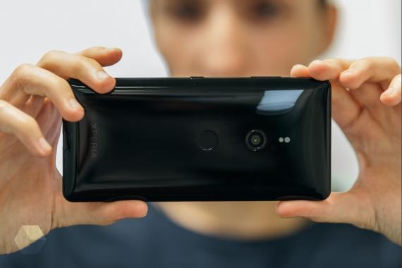 Первое впечатление от Sony Xperia XZ318
