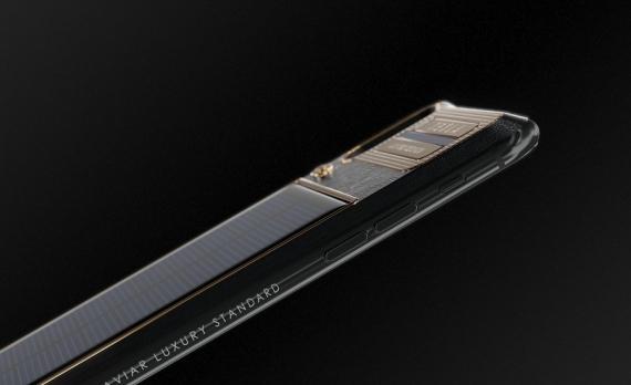 Caviar начала продажи iPhone X с солнечной батареей4