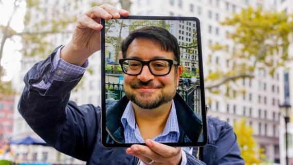 Что говорят журналисты об iPad Pro (2018)5
