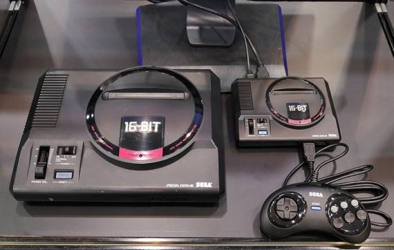 Sega выпустит портативную консоль Genesis Mini1