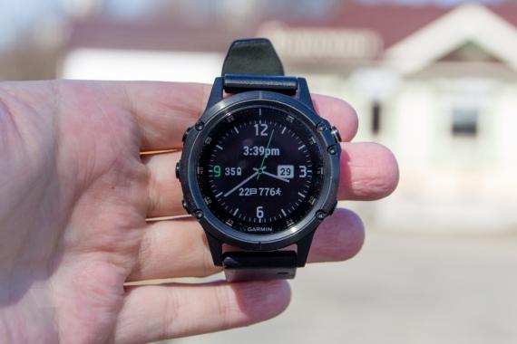 Обзор Garmin Fenix 5 Plus. Почему это лучшие часы для спортсменов?2