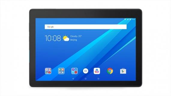 Lenovo представила 5 бюджетных планшетов на Android3