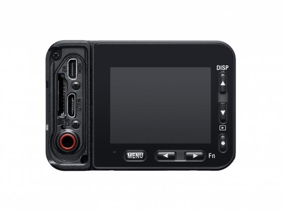 Sony представила компактную экшн-камеру RX0 II в России2