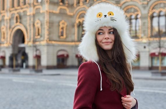 Кот шапка-ушанка и медведь-неваляшка. Студия Лебедева представила талисманы «Команды России»4