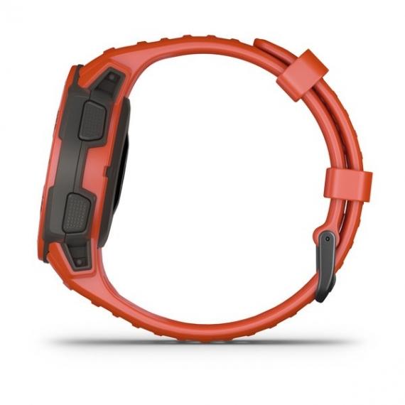 Garmin Instinct: GPS и ударопрочный корпус8