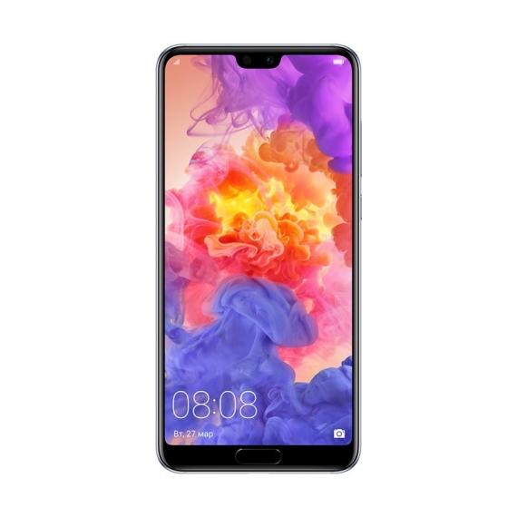 Сумеречная расцветка Huawei P20 Pro появилась в России0