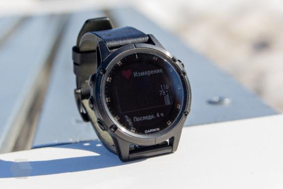 Обзор Garmin Fenix 5 Plus. Почему это лучшие часы для спортсменов?13