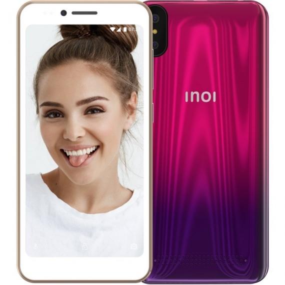 Новые цветовые решения для бюджетных смартфонов Inoi5
