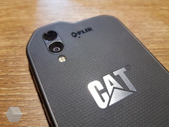 CAT S61 с улучшенным тепловизором и Snapdragon 6301