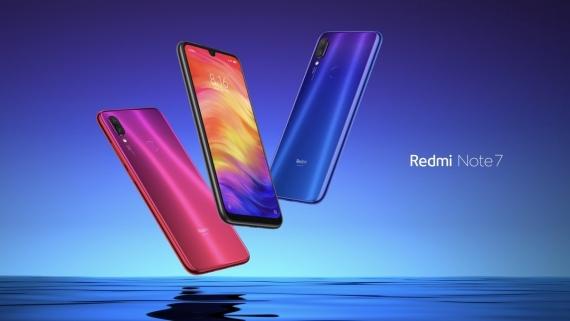 Xiaomi представила Redmi Note 7 c камерой 48 Мп за 150 долларов1