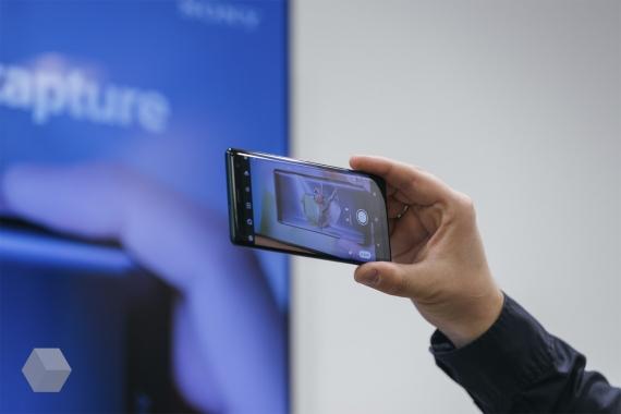Первое впечатление от Sony Xperia XZ311