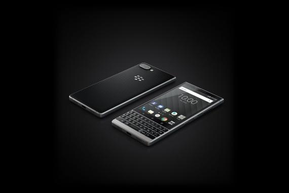 BlackBerry KEY2: обновлённая клавиатура и двойная камера2