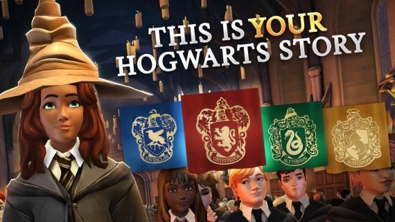 Harry Potter: Hogwarts Mystery доступна для iOS и Android5