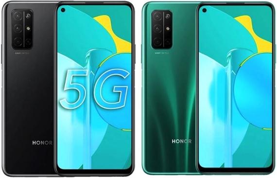 Honor 30S поступает в продажу в России1