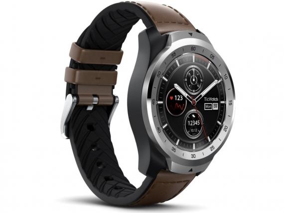 Mobvoi анонсировала умные часы Ticwatch Pro с двумя дисплеями3