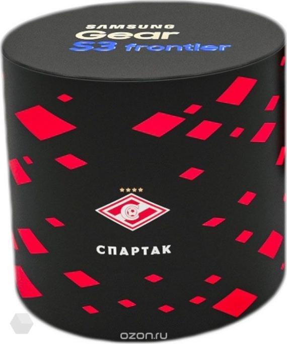 Samsung представила футбольную версию часов Gear S3 Spartak Edition1