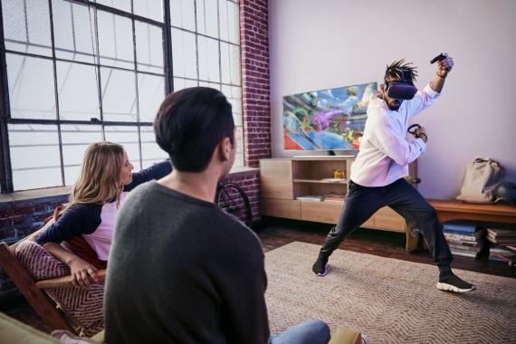 Oculus Quest: как Rift, только без ПК и дешевле4