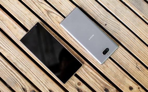 Обзор Sony Xperia 10 и 10 Plus. Идея нравится, но реализация хромает2