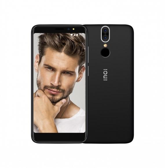 INOI 6: большой аккумулятор и Android Go2