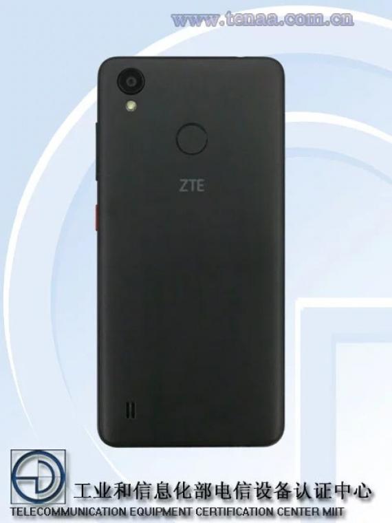 Среднебюджетник ZTE прошёл сертификацию TENAA1