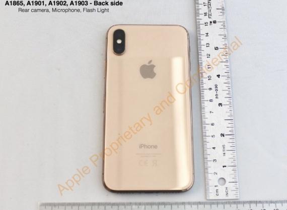 Золотой iPhone X и тюремный срок за утечку информации Apple1
