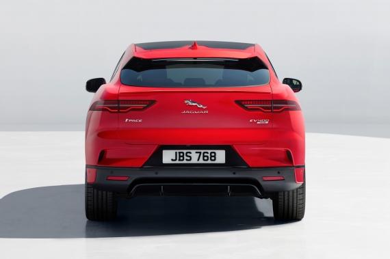 Электрический кроссовер Jaguar I-Pace появится в России3