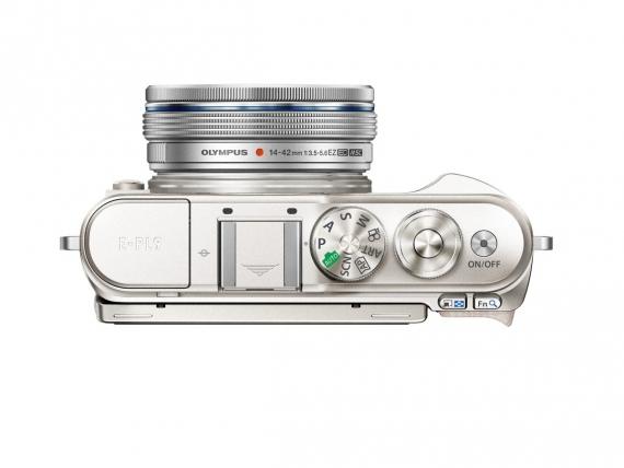 Olympus представила беззеркальную камеру Pen E-PL94