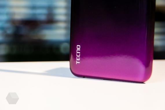 Обзор Tecno Spark 4 — три камеры за «три копейки»6
