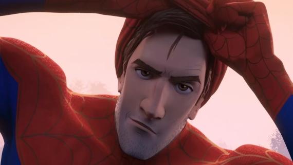 «Человек-паук: Через вселенные» — весёлый, захватывающий, удачный1