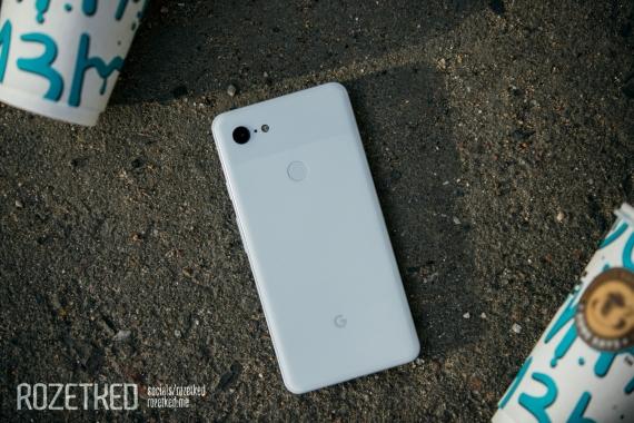 Первое знакомство с Pixel 3 XL1