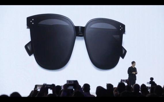 Умные очки Huawei позволят слушать музыку без наушников1