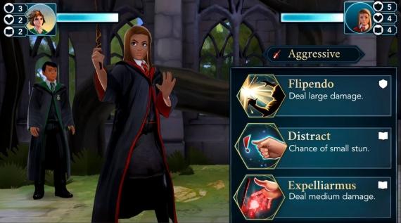 Harry Potter: Hogwarts Mystery доступна для iOS и Android2