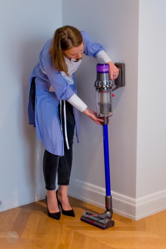 Dyson V11: беспроводной пылесос с умной адаптацией мощности и энергопотребления5