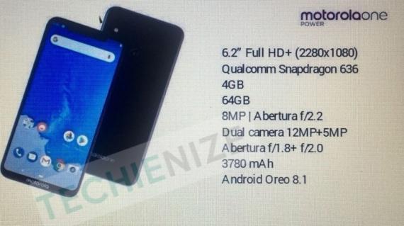 Слиты характеристики первого безрамочника от Motorola1