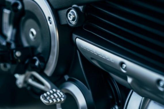 Harley-Davidson представила электрический мотоцикл LiveWire10