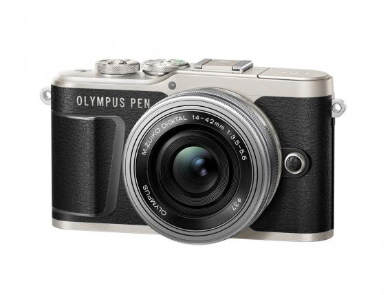 Olympus представила беззеркальную камеру Pen E-PL93