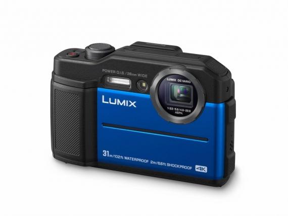 Panasonic представила защищённую камеру с электронным видоискателем3