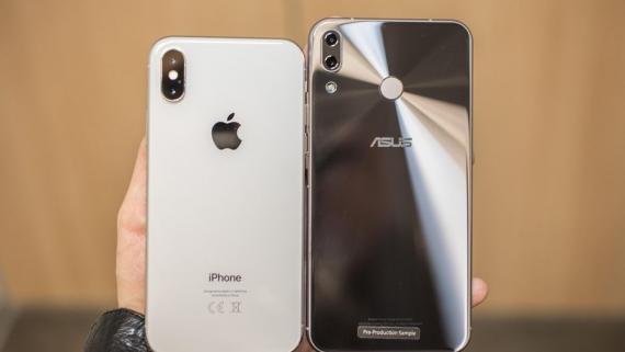 Asus представила флагман ZenFone 5z и ещё две новинки3
