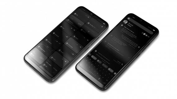 BllocZero18: смартфон с монохромным Android Oreo1