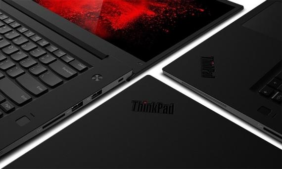 Серия Lenovo Thinkpad пополнилась двумя мощными ноутбуками1