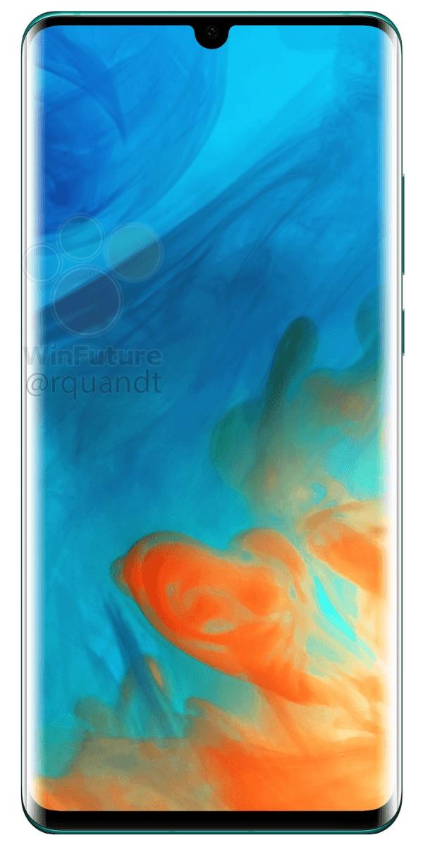Полные характеристики Huawei P30 и P30 Pro до анонса9