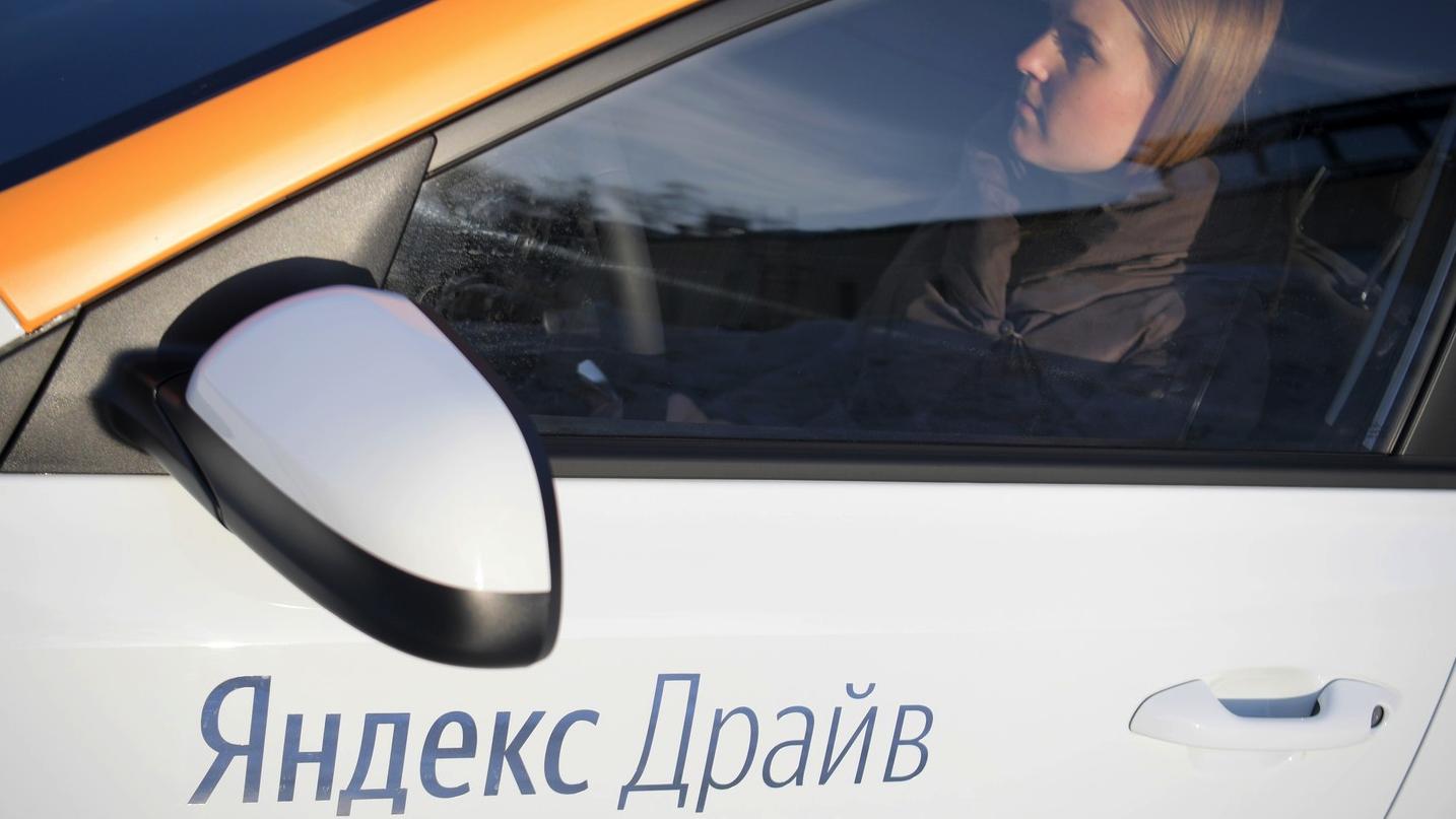 Каршеринг «Яндекс.Драйв» запустился в Москве1
