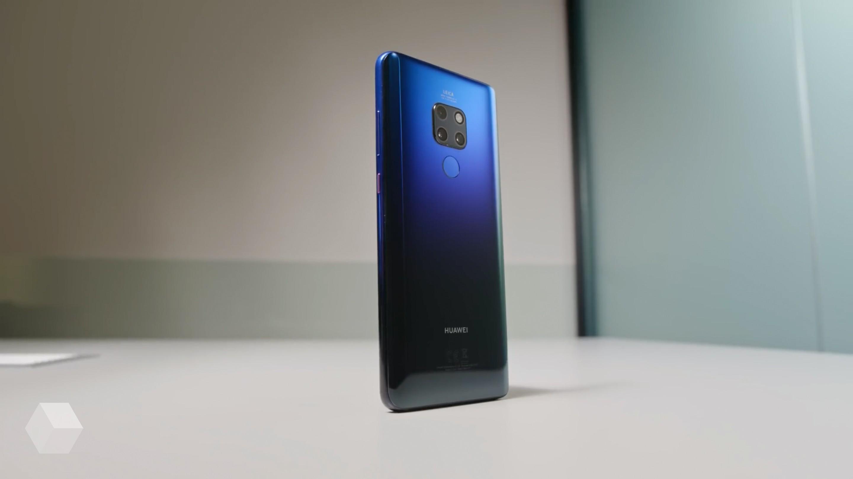 У Huawei Mate 20 Pro обнаружены проблемы с дисплеем