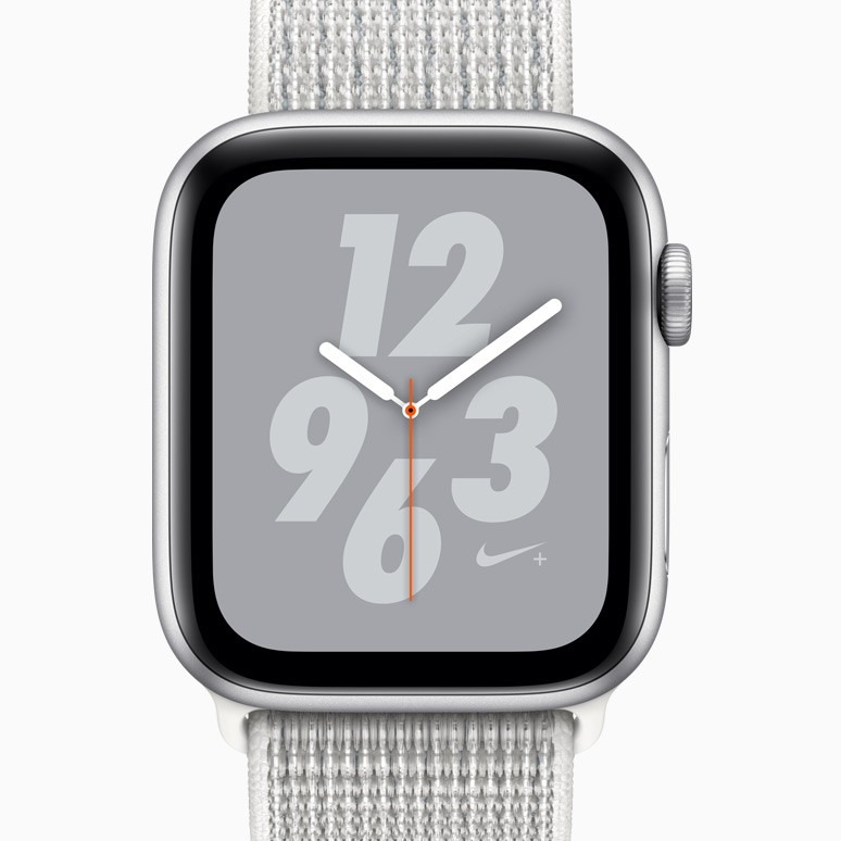 Apple Watch Nike+ Series 4 поступили в продажу3