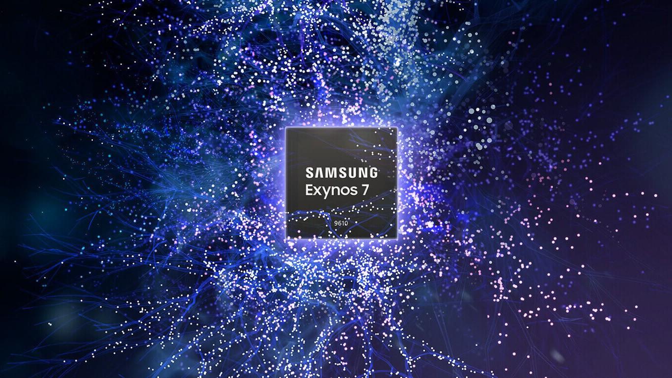 Samsung представила новый процессор Exynos 9610