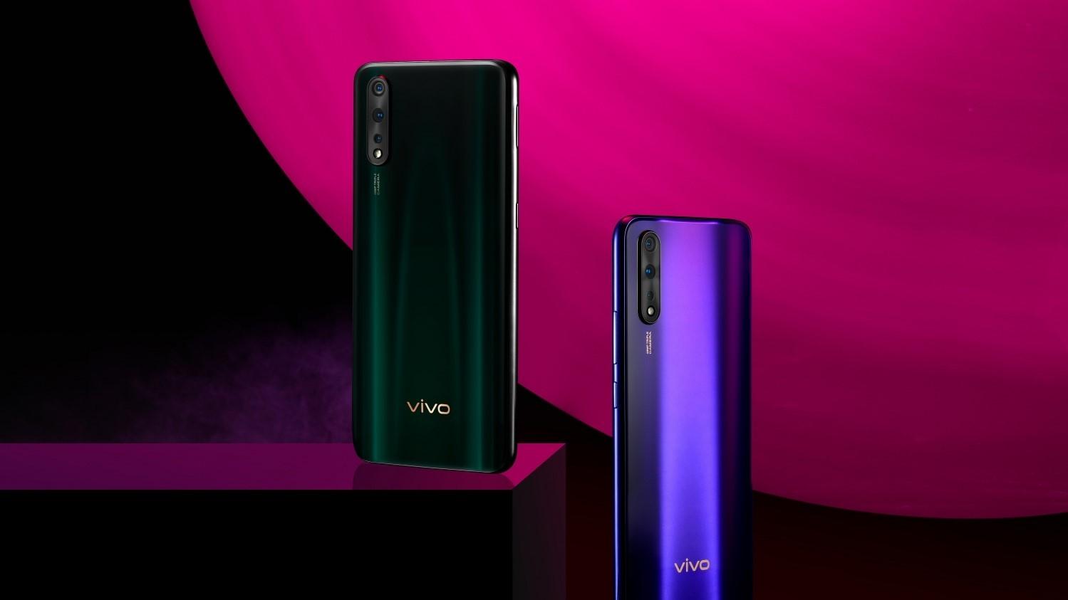 Vivo раскрыла ключевые характеристики смартфона Z5