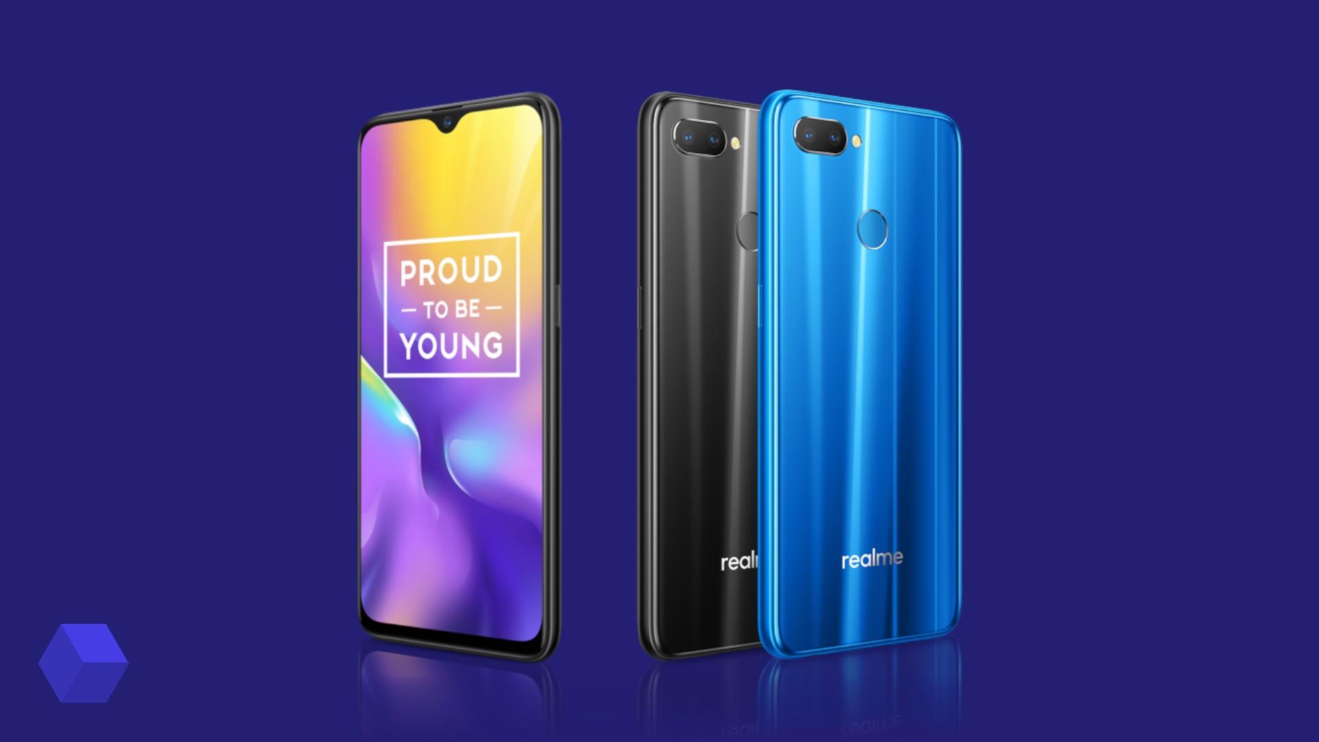 Realme выпустила смартфон с Helio P70 за 170 долларов
