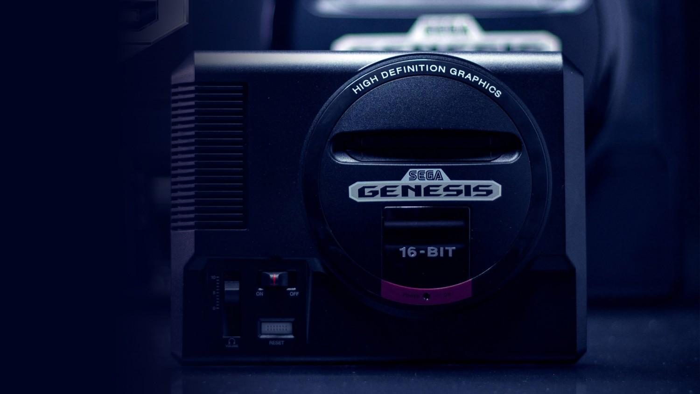 Sega выпустит портативную консоль Genesis Mini
