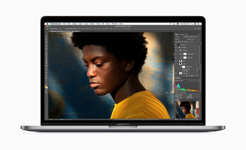 Apple обновила процессоры и клавиатуру MacBook Pro3